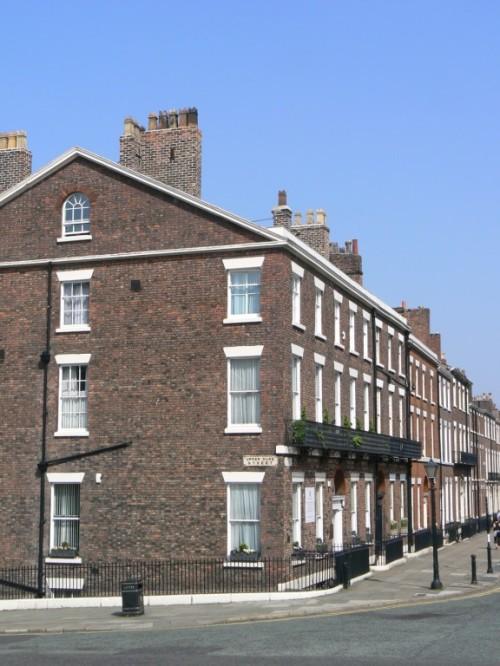 Foto de casa en Upper Duke St. en Liverpool - Inglaterra. Foto por martin_javier
