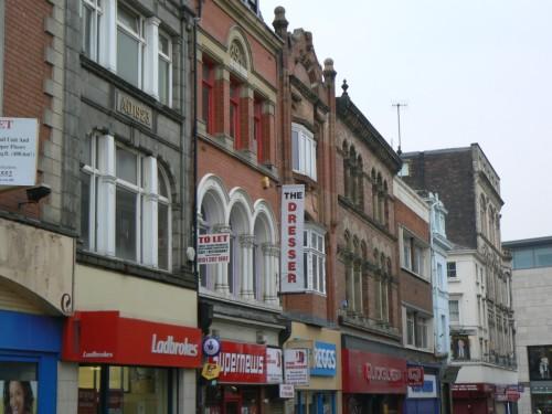 Foto de Richmond Street, The Dresser, en Liverpool - Inglaterra. Foto por martin_javier