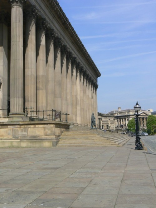 St George's Hall en Liverpool. Foto por martin_javier