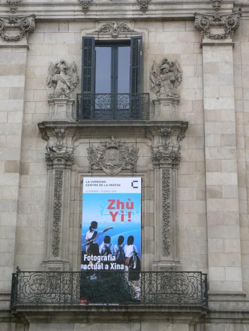 Fotos del Palau de la Virreina de Barcelona - España. Foto por martin_javier