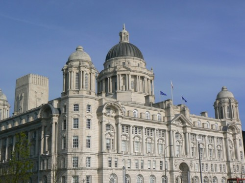 Fotos Edificio Port of Liverpool - Inglaterra. Foto por martin_javier