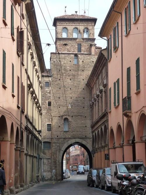 Fotos Vía San Vitales -  Bolonia - Italia. Foto por martin_javier