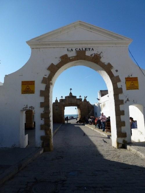 Fotos La Caleta - Cádiz - España. Foto por martin_javier