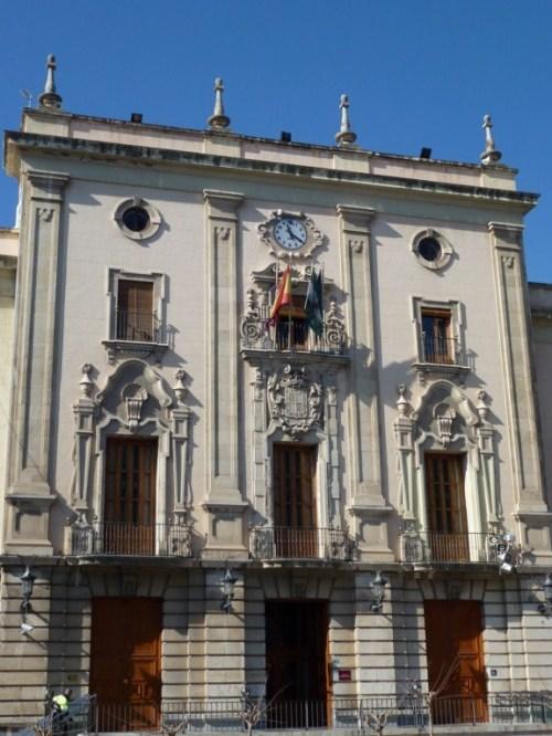 Fotos Ayuntamiento de Jaén – España. Foto martin_javier