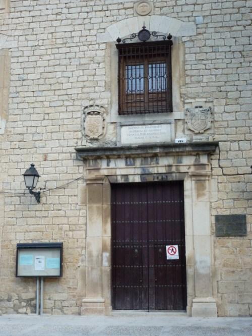Fotos Palacio de Villardompardo en Jaén – España. Foto de martin_javier