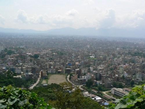 Fotos Katmandú desde la Estupa de Swayambhunath - Valle de Katmandú - Nepal. Foto por martin_javier