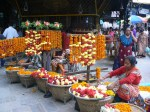 Fotos de vendedores en las calles de Katmandú - Valle de Katmandú - Nepal. Foto por martin_javier