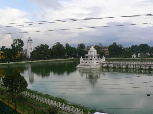 Fotos del Palacio Narayanhiti de Katmandú - Valle de Katmandú - Nepal. Foto por martin_javier