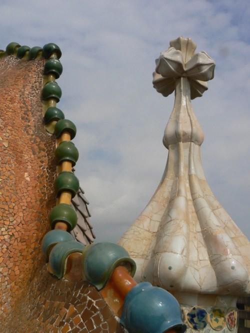 Fotos de la Casa Batlló en Barcelona - España. Foto por martin_javier