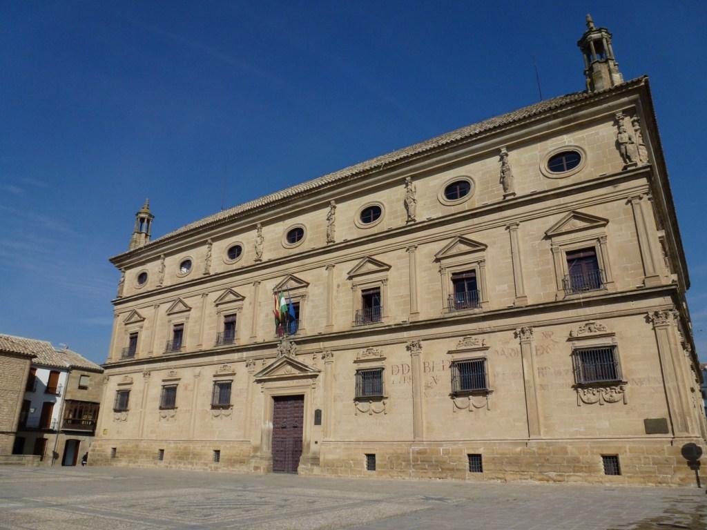 Fotos Palacio Vázquez de Molina de Úbeda – Jaén – España  Fotos de hoy